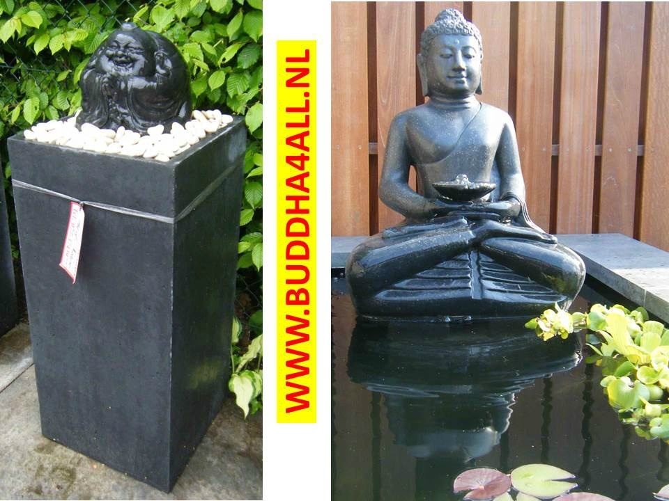 Boeddha Waterornament Buddha4all Nl