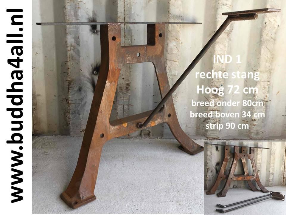 Industriele Tafel Poten : Thijs noldus art of nature industriele tafelpoten