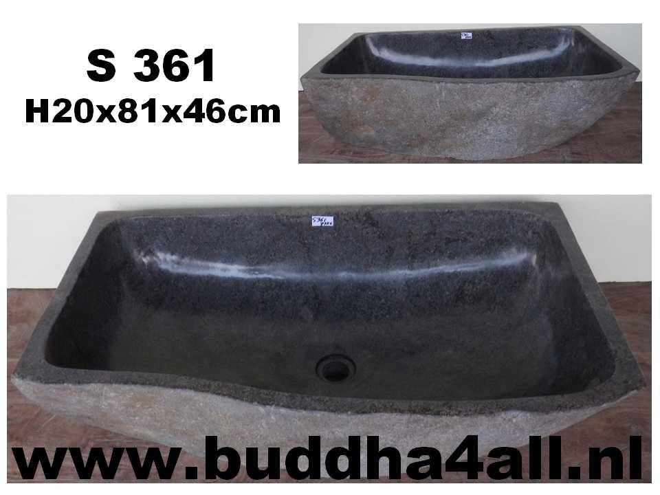 buddha4all.nl - riviersteen waskom keuken of badkamer Deel 8!