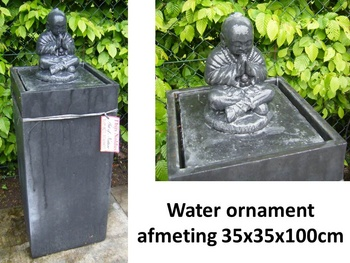 water-ornament shaolin